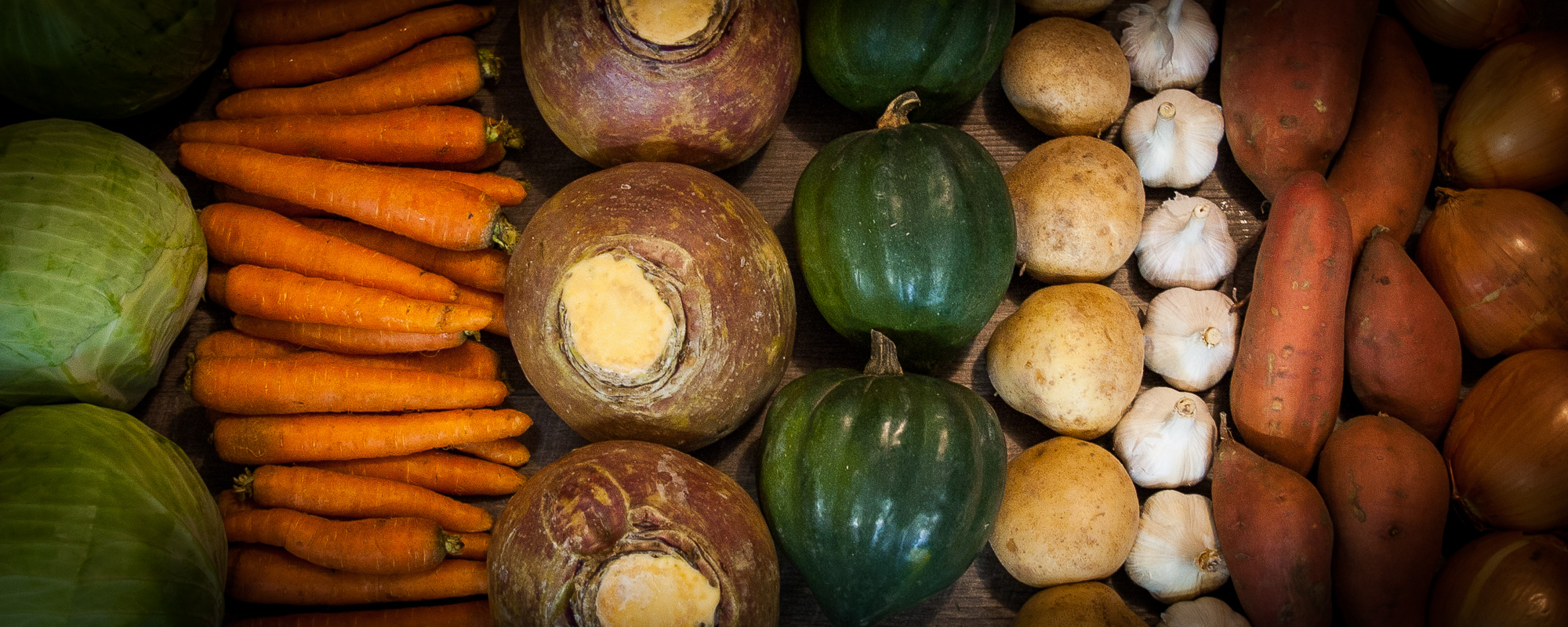 Eat Local Food This Winter